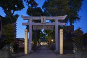 亀有鎮座740年 亀有香取神社計画